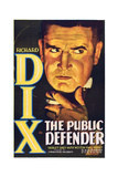 The Public Defender Posters