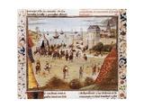 Battle Scene Posters