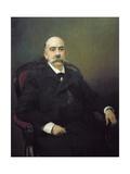 Portrait of Emilio Castelar Posters by Joaquín Sorolla y Bastida