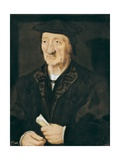 Portrait of an Old Man Poster by Hans Holbein the Younger