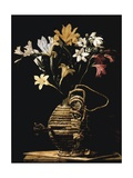 Flowers in a Flask Poster by Guido Cagnacci