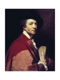 Self-Portrait Posters av Sir Joshua Reynolds