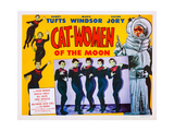 Cat-Women of the Moon Prints