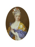 Portrait of a Lady Giclee Print by Rosalba Carriera