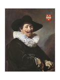 Andries Van Der Horn Prints by Frans Hals