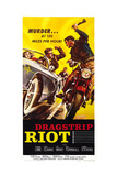 Dragstrip Riot Art