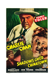 Shadows over Chinatown Print