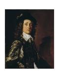 Jasper Schade Van Vestrum Print by Frans Hals
