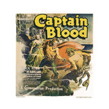 Captain Blood Posters