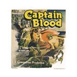 Captain Blood Posters
