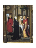 Triptych of the Adoration Prints by Hans Memling