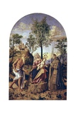 Madonna with the Orange Tree Giclee Print by Giovanni Battista Cima Da Conegliano