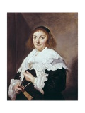 Maria Pietersdochter Olycan Prints by Frans Hals