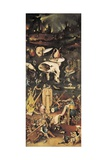 Garden of Earthly Delights Giclee Print by Hieronymus Bosch