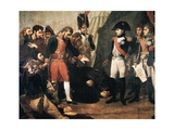 Capitulation of Madrid Giclee Print by Baron Antoine Jean Gros