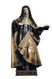 Saint Teresa of Avila Photo by Gregorio Fernandez