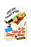 By the Light of the Silvery Moon Posters