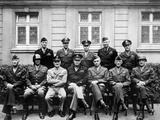 Victorious American World War 2 Commanders in Europe Photo