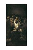 Reading Prints by Francisco de Goya