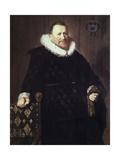 Nicolaes Woutersz Van Der Meer Posters by Frans Hals