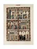 Alfonso X (1221-1284) Premium Giclee Print