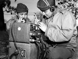 Navajo 'Code Talkers' Training at Ballarat Army Air Force Base Photo