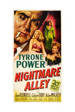 Nightmare Alley Posters