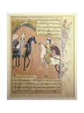 Zafar-Nameh (Book of the Victory) Premium Giclee Print