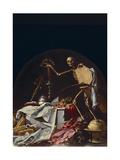 In Ictu Oculi Prints by Juan de Valdes Leal