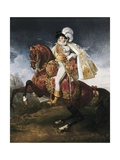 Equestrian Portrait of Jerome Bonaparte Posters by Baron Antoine Jean Gros