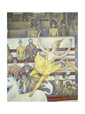 The Circus Giclee Print by Georges Seurat