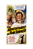 The Adventures of Tom Sawyer Print