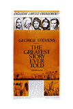 The Greatest Story Every Told Prints