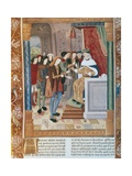 Gontrans I (545-592) Prints