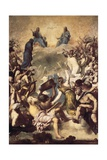 Holy Trinity Posters af Titian (Tiziano Vecelli)