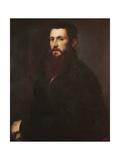 Daniello Barbaro Plakater af Titian (Tiziano Vecelli)