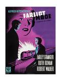 見知らぬ乗客(1951年) 高品質プリント
