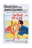 The Thrill of it All Posters