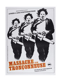 The Texas Chainsaw Massacre Prints