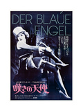 The Blue Angel Posters