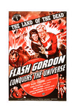 Flash Gordon Conquers the Universe Prints
