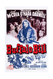 Buffalo Bill Prints