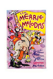 Merrie Melodies Posters