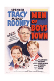Men of Boys Town Art
