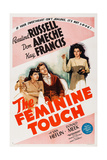 The Feminine Touch Posters