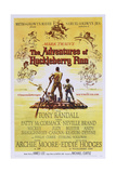 The Adventures of Huckleberry Finn Prints