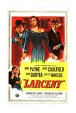 Larceny Prints