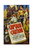 Captain Caution Prints