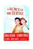 The Voice of the Turtle Posters