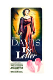 The Letter Posters